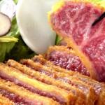 渋谷の『あおな』で牛カツを食べてきた!