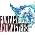 FF11の後継作品、ファイナルファンタジーグランドマスターズに期待!
